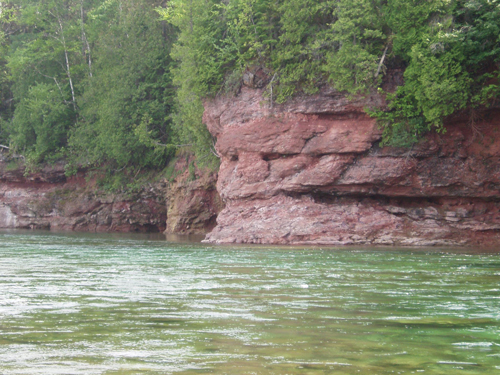 Bon Aventure River, Gaspe Peninsula