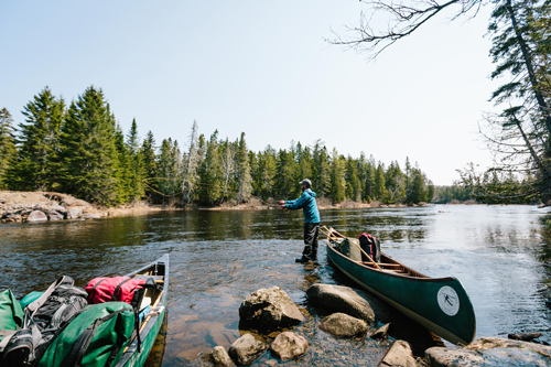 Allagash Canoe Trip 2016