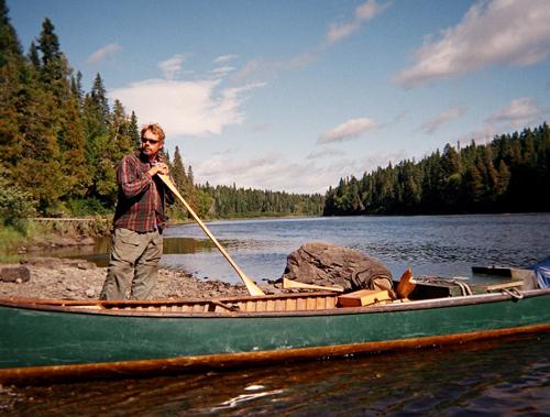 Chip Cochrane, Allagash Canoe Trips