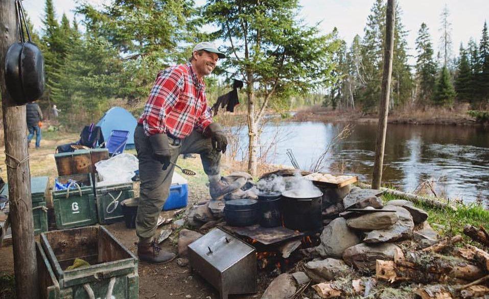 Chip Cochrane, Allagash Canoe Trips guide